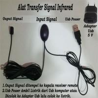 IR Repeater / Penguat signal infrared segala macam remote