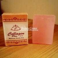 Sabun Collagen / Collagen Soap Plus Murah