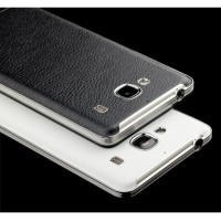 Jual CASING XIAOMI REDMI 2/2S LEATHER BACK COVER KULIT CASE NOT TEMPERED Murah