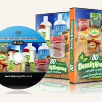 Paket DVD Design Kumpulan Koleksi Desain Kemasan (Packaging Design)