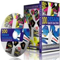 Paket DVD Design Kumpulan Koleksi Desain Kaos Jersey Racing