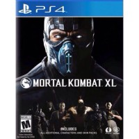 Mortal Kombat XL PS4 Game Reg 2