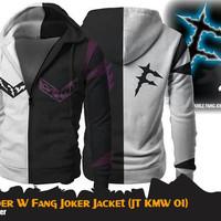 Jaket Kamen Rider W Fang Joker (JT KMW 01)