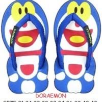 SANCU (SANDAL LUCU) DORAEMON Size 42 & 40 L Sancu Dewasa