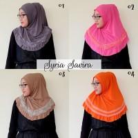 Jilbab Instan / Jilbab Syari / Syria Savira