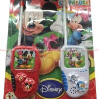 Mickey Mouse Walkie talkie Original