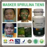Masker Wajah / Masker Jerawat / Masker Pelembab / Masker Spirulina / Obat