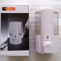 Tempat Sabun Single Putih / Single Touch Soap Dispenser White