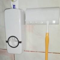 Dispenser Odol   Toothpaste Dispenser   Tempat Odol   Penjepit Odol