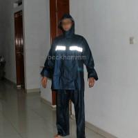 Jual Jas Hujan Karet Merek Yoshimura 268 Anti Bocor Murah