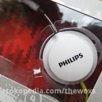 Headphone Kecil & Ringan Philips Strada Citiscape SHL5100WT / 00 Putih