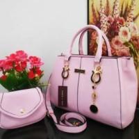 Tas CK Baby Pink Elegan Super Harga Murah KSR.CK
