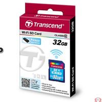 SDHC Wifi Transcend 32GB