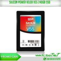 [MURAH] Silicon Power Velox V55 240GB SSD | H2S COMPUTER