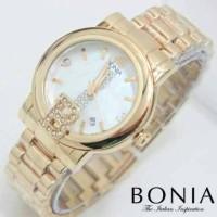 JAM TANGAN BONIA HN-5050ROSE GOLD