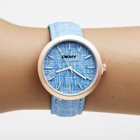 Jam Tangan Cewek DKNY Ladies Blue