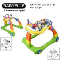 BABYELLE WALKER 2-IN-1