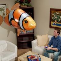 Air Swimming Fish  Mainan Ikan Terbang