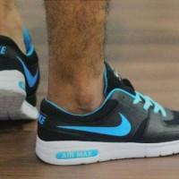 Murah HD-415 Nike Airmax Zero Running Men Sepatu Sport Pria