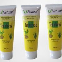 Temulawak V Natural Serum Gel / Serum Gel Temulawak