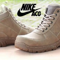 harga Nike Acg Goadome Safety Boots Beige Tokopedia.com