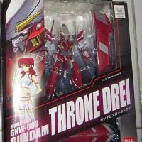 Robot Damashii GNW 003 Roda Gundam Throne Drei Bandai Original Bandai