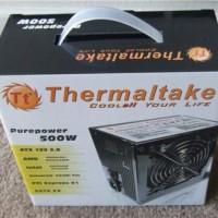 PSU Thermaltake Litepower 500Watt Pure 80 + Garansi 1 Tahun Semarang