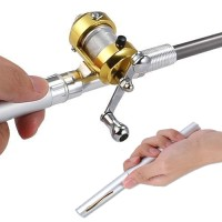 Coleman Fish Pen Fishing As Seen On TV Set Alat Pancing Berbentuk Pena