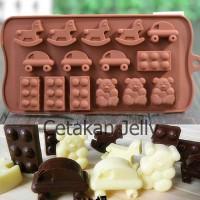harga Cetakan Coklat / Puding Toys Tokopedia.com