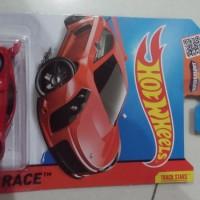 Hot Wheels Hotwheels Mastretta MXR Red
