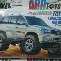 Mini 4WD - Tamiya - Toyota Land Cruiser 100 Wagon