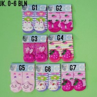 harga Kaos kaki boneka carter / carters baby sock girl 0-6 month Tokopedia.com