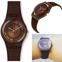 Jam Tangan Wanita Merk Swatch GC114 Original Garansi Swatch 2 Tahun