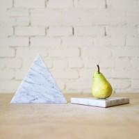 Triangle Marble - Segitiga Sama Sisi kecil