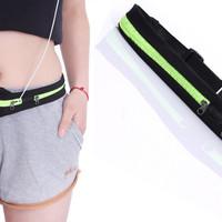 Tas olahraga ikat pinggang Sporty Running belt bag jogging lari HHM135