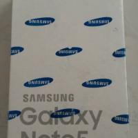 Samsung Galaxy Note 5 Duos GOLD Resmi Samsung Indonesia