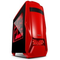 SEGOTEP GAMING CASE WARSHIP EVA - Red (Limited Edition)