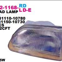 harga HEAD LAMP MOBIL STARLET 1994 Tokopedia.com