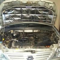 Nissan Juke 2015 -2016 peredam Suara bising kap mesin