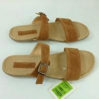 Sandal Flat CONNEXION B1017 ORIGINAL, Sandal Wanita, Sandal Branded