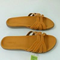 Sandal Flat CONNEXION NTM8 ORIGINAL, Sandal Wanita, Sandal Branded