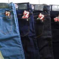 Celana Jeans Skinny Volcom PSD DC Kickdenim