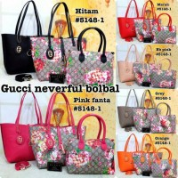 Tas GUCCI NEVERFUL BOLBAL 2in1 #5148