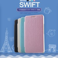 Kalaideng Swift Flipcase Flipcover Flip Leather Case Sony Xperia E1
