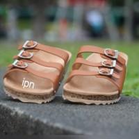 Sandal Casual Santai Wanita (Sendal Cewek Vintage) 1052