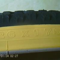 Ban Luar Sepeda 26 x1,75 Swallow Super Trac - Mini Jengki