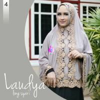 Laudya Long Syria Syar'i By Apple Hijab Brand