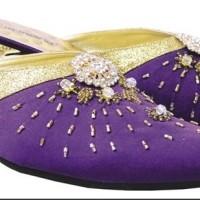 Sepatu Bustong Wanita Ungu Giardino GRN 108