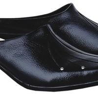 Sepatu Bustong Kulit Wanita Hitam Giardino GRN 242