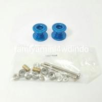 Roller double 12-13mm. Brand: SAMURAI. Kode: 1005.